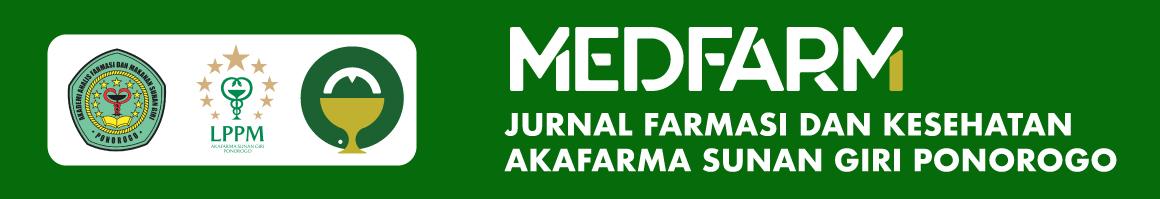 Logo MEDFARM AKAFARMA SUNANGIRI PONOROGO